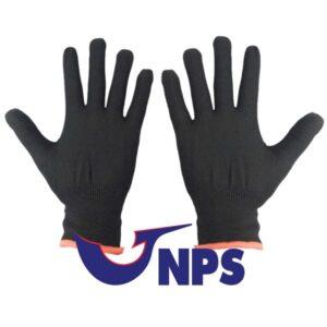 Găng tay mút đen kim 13